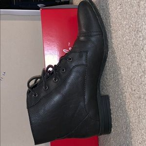 St. John's Bay Ankle Booties!